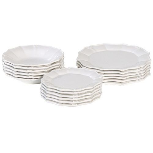 French Style 18 Piece Dinner Service